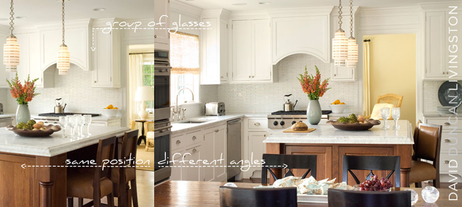 Photo Stylist for Kitchens