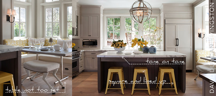 Fresh Kitchen Styling and Design