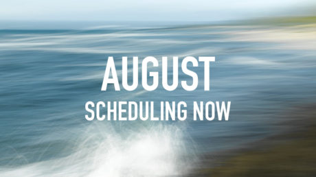 aug sched