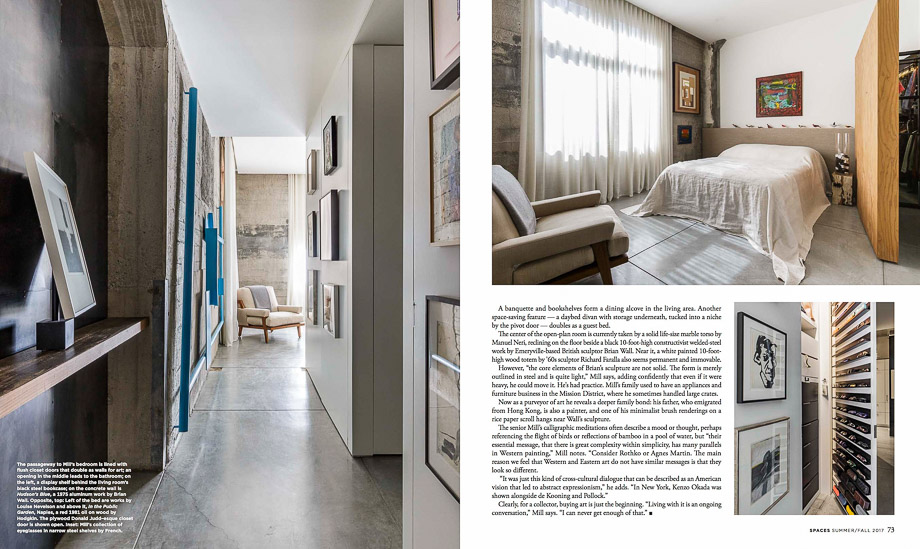 The Second Magazine Feature Is About Work Of Marin Interior Design Firm Yael Studio Which Showcased A Modernist Take Within Traditional Shingle Style